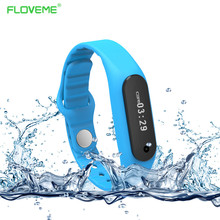 FLOVEME A7 Fashion Sport Smart Watch Bluetooth Armband Elektronische SmartWatch Armband Für Apple iPhone IOS & telefon Android Neue