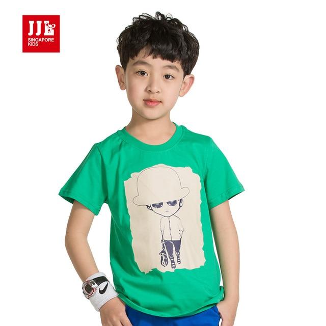 Buy boys t shirt summer kids t shirts boy for 7 year old boy shirt size