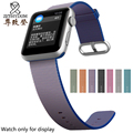 For Apple watch series 1 2 quality nylon watchband 38MM/42MM original bracelet with adapter