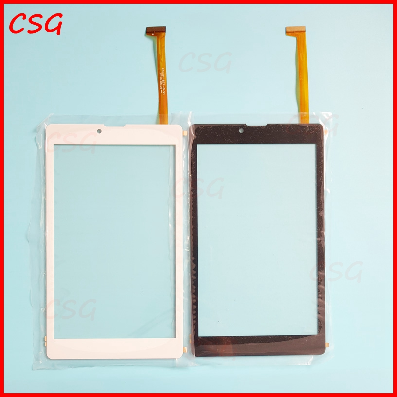 New Touch screen Digitizer For 7 IRBIS TZ791 4G TZ791B TZ791w Tablet Touch panel Sensor Replacement Free Shipping new 8 touch for irbis tz891 4g tablet touch screen touch panel digitizer glass sensor replacement free shipping