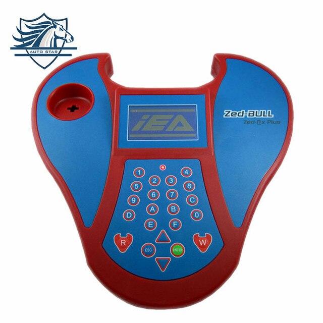 Hot Sale Free Shipping V508 V5.02 Transponder Clone Key Programmer Tool smart ZED-Bull ZEDBULL zed bull