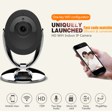 C93 Wifi IP Camera 720P Night Vision 2-Way Audio Wireless Motion Alarm Mini Smart Home Webcam Video Monitor