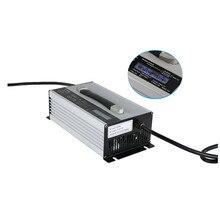 Питание 96В 10A Батарея Зарядное устройство Li-ion/LiFePo4/свинцово-кислотные 96 вольт 10 ампер