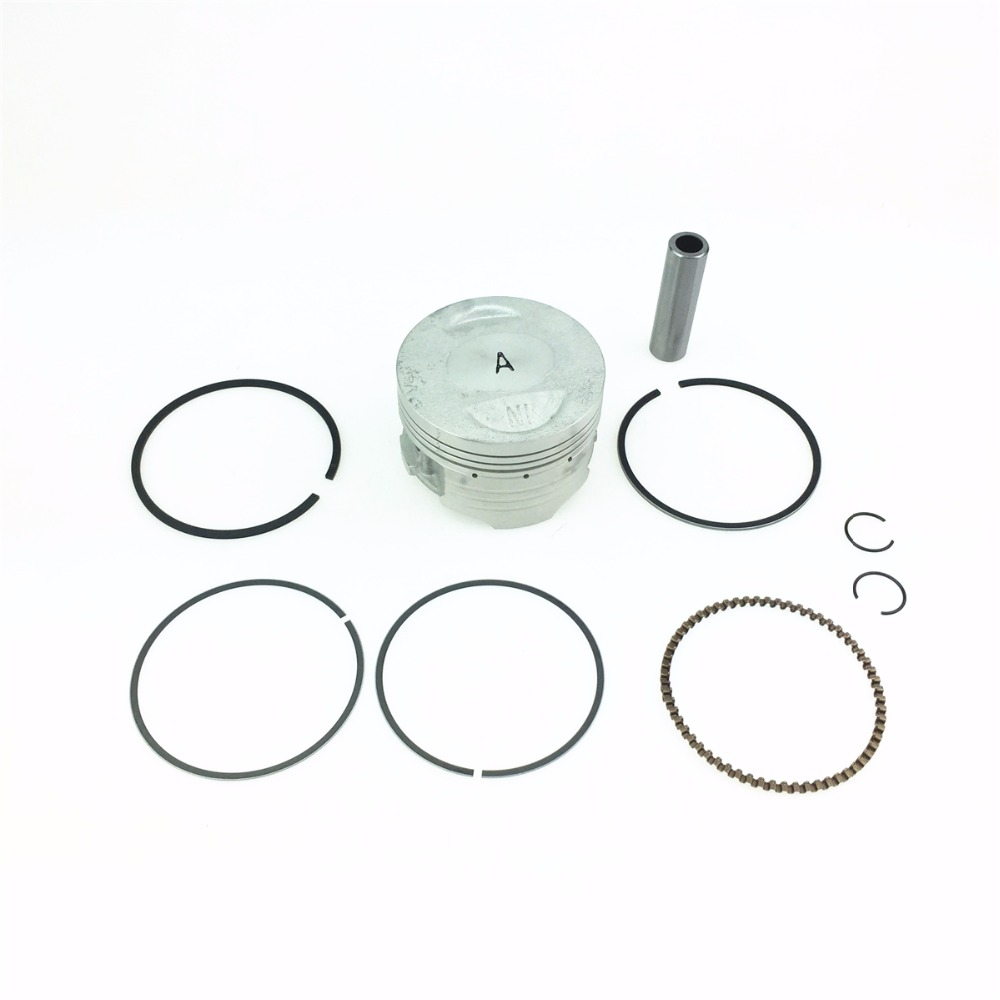 STARPAD For Loncin CGH 150 Motorcycle Modification Accessories <font><b>Piston</b></font> Diameter <font><b>62MM</b></font> <font><b>Piston</b></font> Pin 13MM image