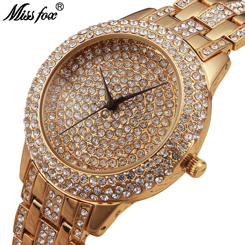 MISSFOX मिस फॉक्स फैशन देवियों - महिलाओं की घड़ियों