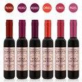 6pcs Korean Brand Batom Wine Red Shape Lip Tint Baby Pink Lip For Women Makeup Liquid matte Lipstick Chateau Lipgloss Cosmetic