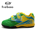 TIEBAO Professional Outdoor Children Athletic Soccer Shoes Training Kids TF Turf  Kids Shoes Sneakers