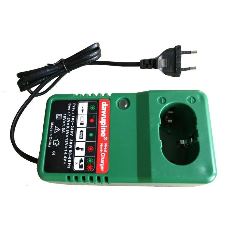 dawupine Ni-cd Ni-hm Battery Charger For Makita 7.2V 9.6V 12