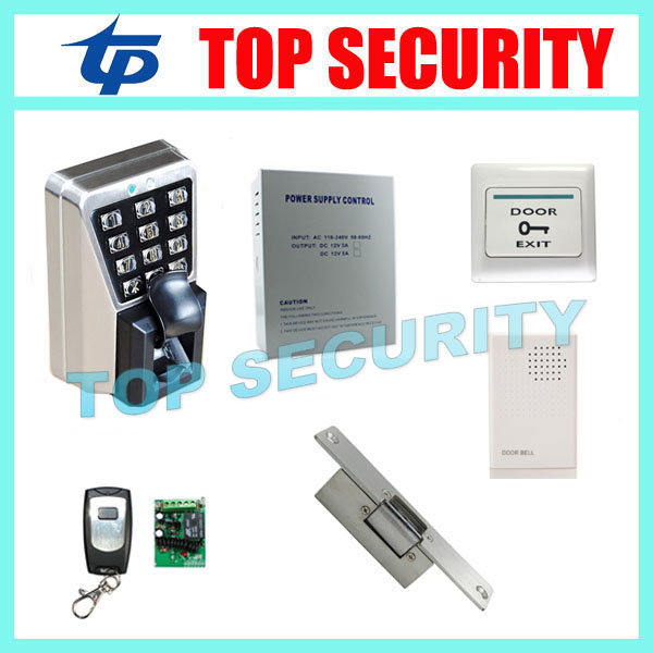 ZK MA500 biometric fingerprint time attendance and access control system TCP/IP metal case door access controller reader kit tcp ip biometric face recognition door access control system with fingerprint reader and back up battery door access controller