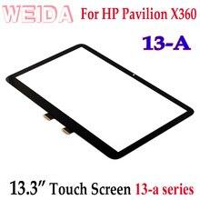 Замена сенсорного дигитайзера WEIDA 13,3 «для hp Pavilion X360 13A 13-A013CL 13-A019WM 13-A серии