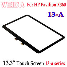 "WEIDA Touch Digitizer Replacement 13.3"" For HP Pavilion X360 13A 13-A013CL 13-A019WM 13-A Series(China)"