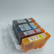 For Canon PGI 525 CLI 526 Ink Cartridge For Canon PIXMA iP4850 iP4950 MG5150 MG5250 MG6150 MG8150 MX885 MG5350 pgi-525 cli-526