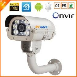 BESDER Starlight kamera IP 1080 P 1/2. 8 ''SONY IMX291 czujnik białe światło o wysokiej LED kolor obrazu dla sportu na świeżym powietrzu Parking|starlight ip camera|ip camera 1080pip camera -