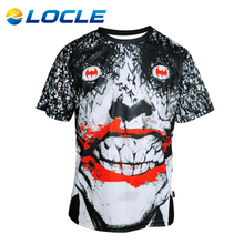 LOCLE Hot Sale Cycling Clothing Motocycle T-shirt Mens Cycling Jersey MTB Bike Bicycle Clothes Ropa Ciclismo Racing Sports