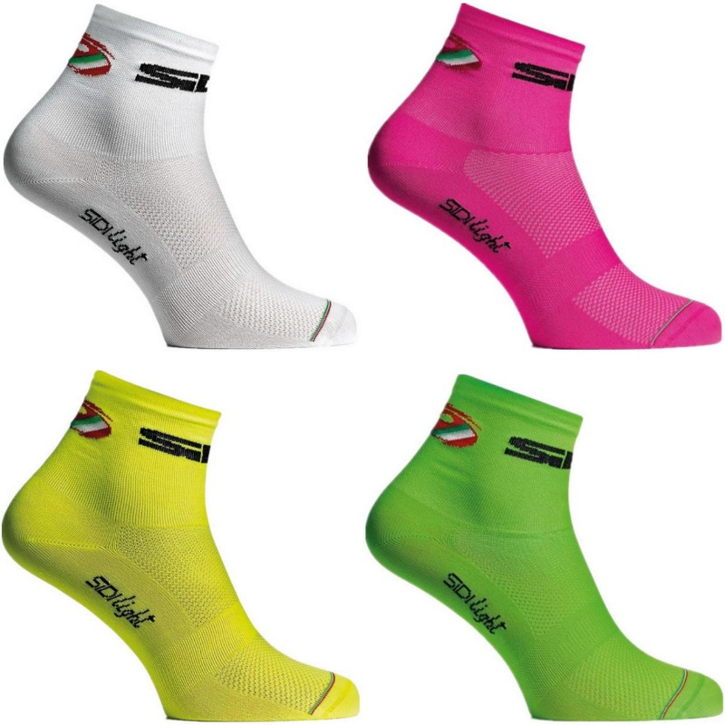 Summer Short Sport Socks Sweat-Absorbent Breathable Men's Cycling Socks Women's Bicycle Socks Outdoor Running Socks