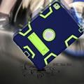 Дети Безопасный Падение Броня Надежная защита от повреждений Heavy Duty Силиконовые ТПУ + PC Жесткий Case Для iPad Pro 9.7 Дюйма Для Ipad air 2 + Бесплатная Стилус