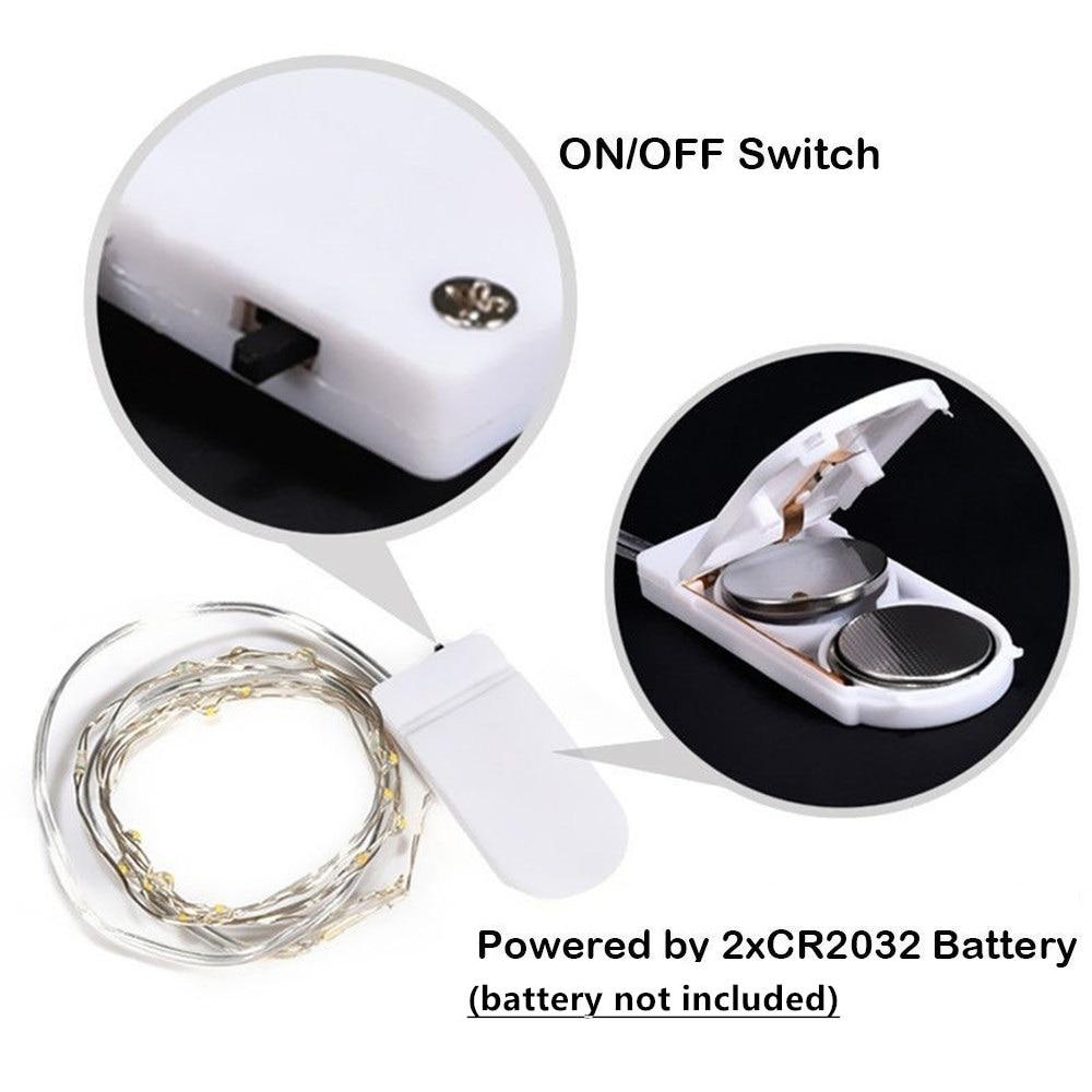 Impermeable AC 220V LED Luz de tira flexible 5050 SMD Lámpara de - Iluminación de vacaciones - foto 4
