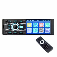 Fonwoon Touch Screen Autoradio Central Multimidia MP5 Player Car Stereo Bluetooth SD AUX Audio Player Auto Radio FM AM RDS