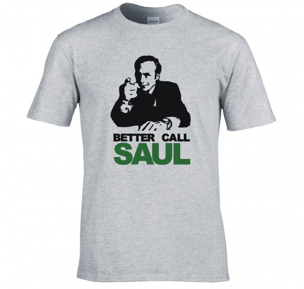 a4828e5892fe 2019 Cool T Shirts Designs Best Selling Men Printed T Shirt Short Sleeve  Men BREAKING BAD BETTER CALL SAUL Tee SHIRT NEW-in T-Shirts from Men's  Clothing on ...