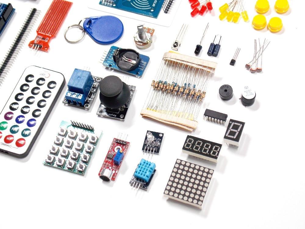 Mega 2560 r3 kit de démarrage servomoteur RFID relais à ultrasons LCD - 3