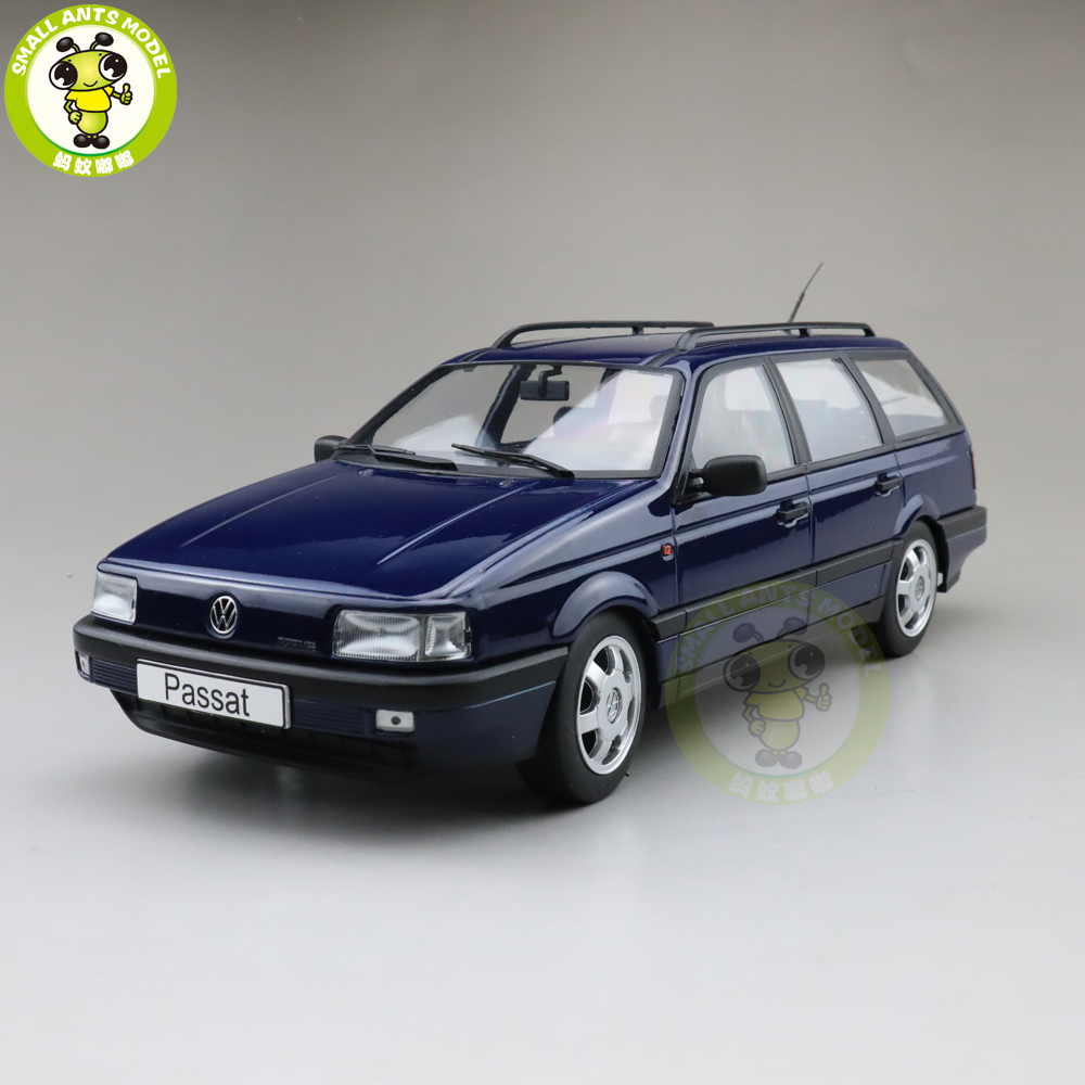1/18 KK Passat B3 Vr6 Variant 1988 Diecast Model Car Toys Boy Girl Gifts Nothing Can Be Opened