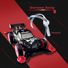 Sichiray brainwave toy  race car EEG feedback mindwave headset attention and meditation Children games цена в Москве и Питере