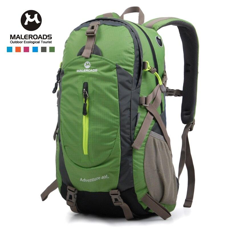 Maleroads 40L Hiking Backpack 2
