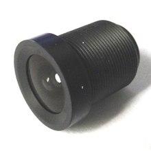 """10 יחידות 3.6 מ""""מ זווית רחבה 92 תואר CCTV מצלמה IR לוח הפוקוס בעדשה עבור 1/3 """"ו 1/4"""" CCD"""
