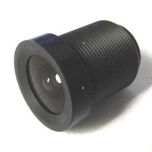 """10 sztuk 3.6mm 92 stopni szeroki kąt KAMERA TELEWIZJI PRZEMYSŁOWEJ IR soczewka płyty ogniskowej do 1/3 """"i 1/4"""" CCD"""
