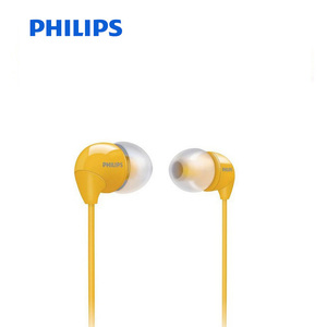 Image 4 - Philips SHE3590 Professional In Ear Earphone with Multi color selection Stereo Bass Earbuds Wired Headset for LG Official Test