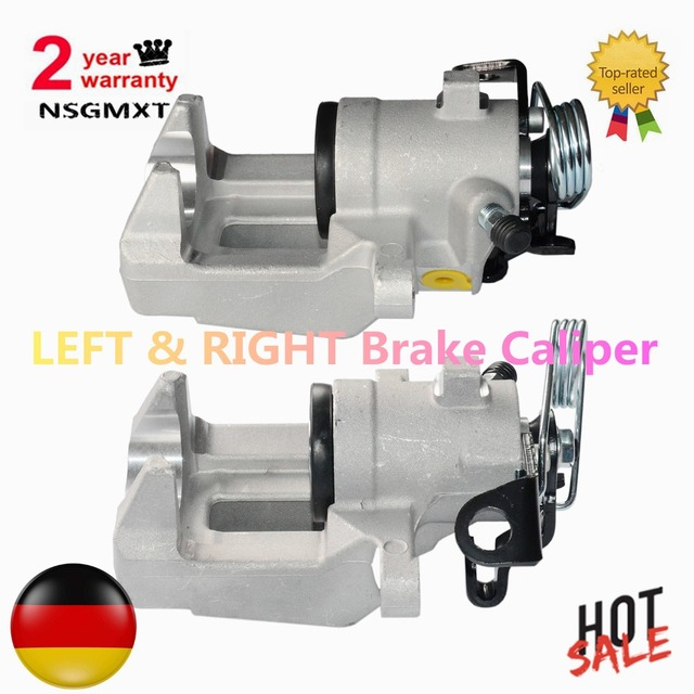 left & right brake caliper bremssattel bremszange hinten links