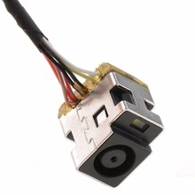 Laptops AC DC In Power Jack Socket Cable Harness Fit For HP