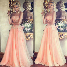Dress Party Evening Elegant Floor Length Tulle and Lace Sexy Prom Dresses 2015 New Arrival Long Sweetheart