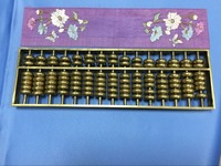 Home Decoration Accessories Brass Abacus Home Decor Craft