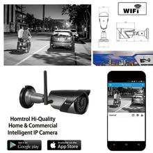 HD Bullet 720p Ip Camera Wifi Wireless Outdoor Waterproof Infrared Night Vision Motion Detect CCTV IP66 Camera