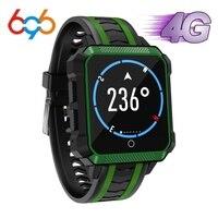 696 Новый 4G smart watch H7 Android 6,0 1G + 8G smartwatch IP68 Водонепроницаемый 600 mAh Батарея длительным временем ожидания открытый часы Фитнес трекер
