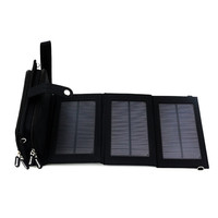 Vapesoon E Cigarette 5W Solar Folding Charger Bag USB Charging Charger High Efficiency For Vape IStick