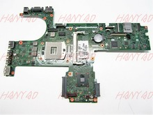 for hp probook 6450b 6550b laptop motherboard ddr3 613295-001 6050a2326601-mb-a02-001 Free Shipping 100% test ok