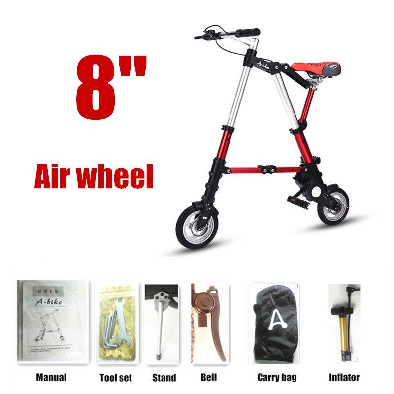 8 Air wheel red