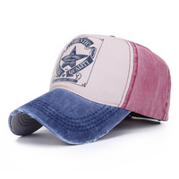 Valpeak Polo Trucker Sport Cap Snapback Denim Summer Baseball Cap Men Women