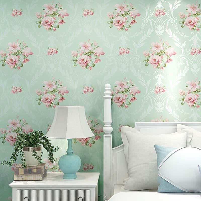 3d Wallpaper For Bedroom Walls Modern 3d Mural Wallpaper European Style 3d Stereoscopic