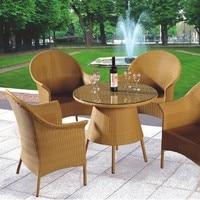 Conjuntos móveis de vime ao ar livre cadeira de vime|furniture chair bed|chair steel|furniture garden -