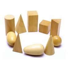 Baby Montessori Educational Wooden Toys Geometric Blocks Preschool Educational Learning Toys for Kids Birthday Gift ME2442H