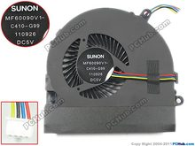 Free shipping for SUNON MF60090V1-C470-S99 DC 5V 0.20A 4-wire 4-pin Server Blower fan