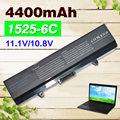 4400 mah 11.1 v batería del ordenador portátil para dell inspiron 1525 1526 1545 vostro 500 c601h d608 hgw240 hp297 m911g rn873 x284g xr693