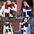 2017 Promotion Patchwork Adult Novelty Women Scarf Thick Wool Scarf F Winter Lady Or For In The Korean Version Of New Couple