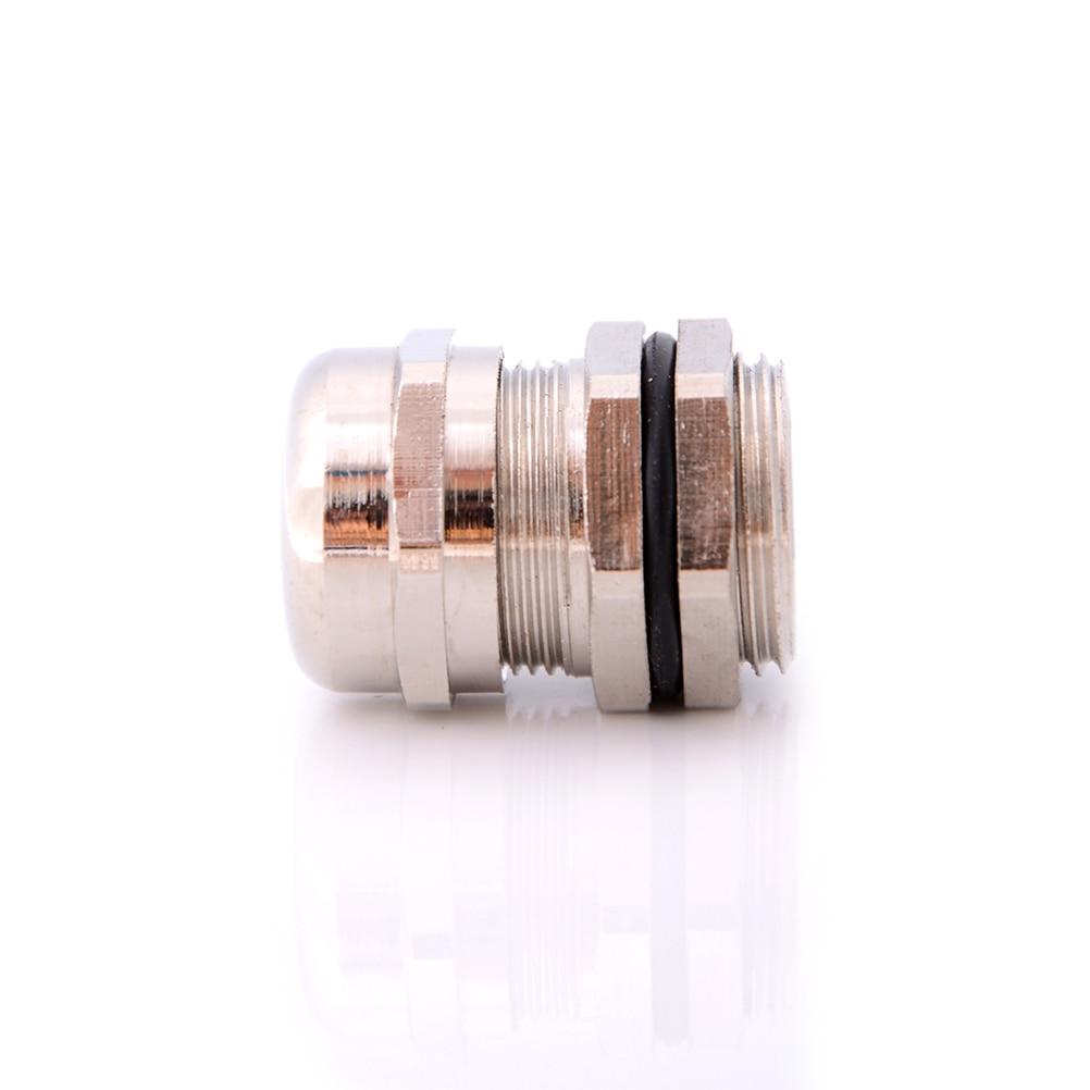 Промо-акция! 1 шт. нержавеющая сталь PG11 5-10 мм водонепроницаемый разъем кабельный ввод Лидер продаж