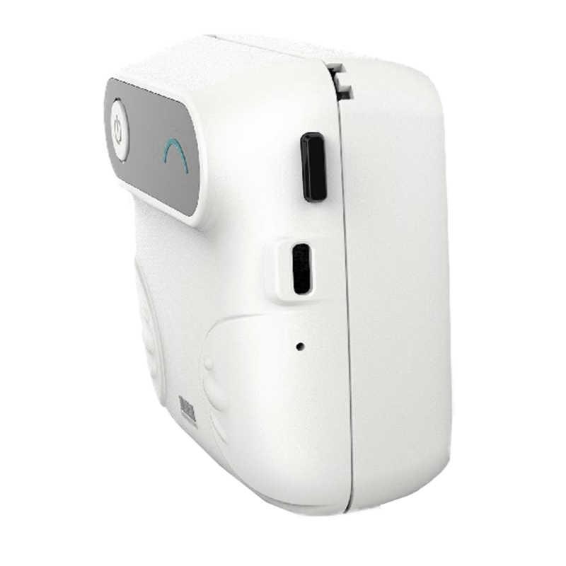 Bluetooth ワイヤレス小型サーマルプリンタ画像携帯フォトプリンタミニプリンタポータブル写真用の iOS USB