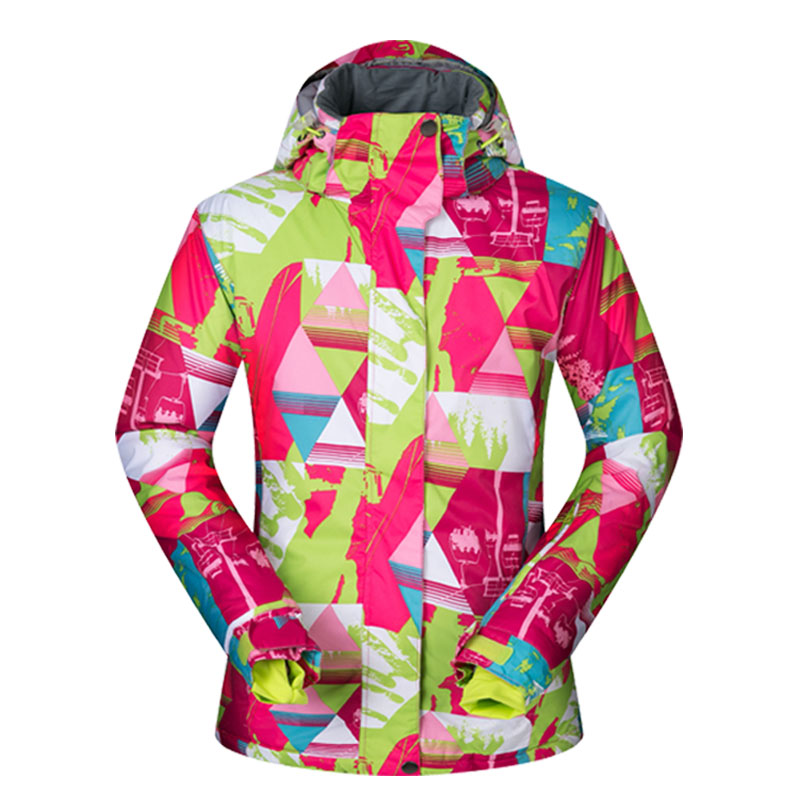 Ski Jackets Women Brand 2018 New Female LANCHE Outdoor Waterproof Windproof Breathable Warm Snow Skiing Winter Snowboard JacketSki Jackets Women Brand 2018 New Female LANCHE Outdoor Waterproof Windproof Breathable Warm Snow Skiing Winter Snowboard Jacket