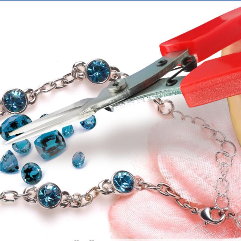 Купить с кэшбэком ipliers/150mm Multi-purpose Long Nose tools Pliers For Cutting Clamping Stripping